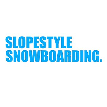 Slopestyle by larry01