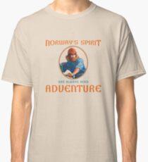 Maelstrom - Norway's Spirit is Adventure  Classic T-Shirt