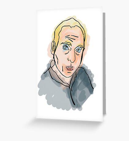 Craig Hampton Illustration Greeting Card