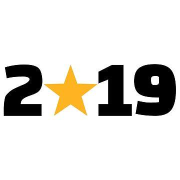 2019 star by Designzz