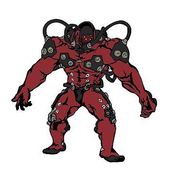 Gigas Tekken 7 by CreativeFlame