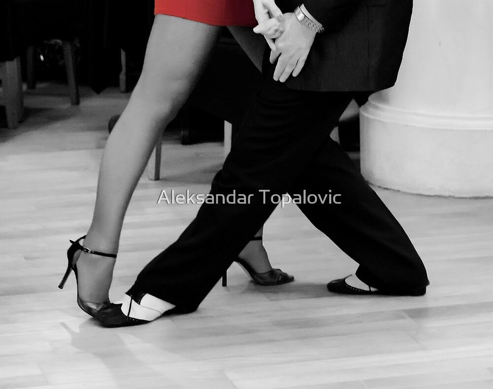 El Tango - Just the Two of Us by Aleksandar Topalovic