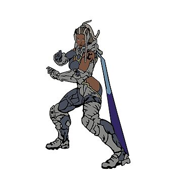 Master Raven Tekken 7 by CreativeFlame