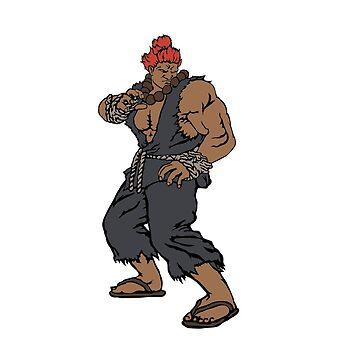 Akuma Tekken 7 by CreativeFlame