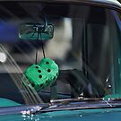 The Fuzzy Dice by DonnaMoore