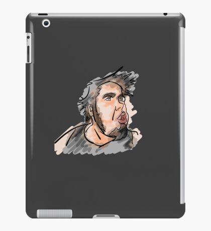 Stu Paterson Illustration iPad Case/Skin