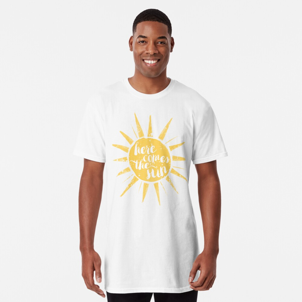 Here Comes the Sun Long T-Shirt