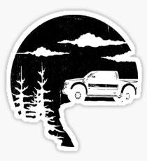 Ford Raptor Adventure Off Road  Sticker