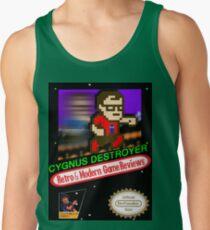 Cygnus Destroyer NES Black Box T-Shirt Tank Top