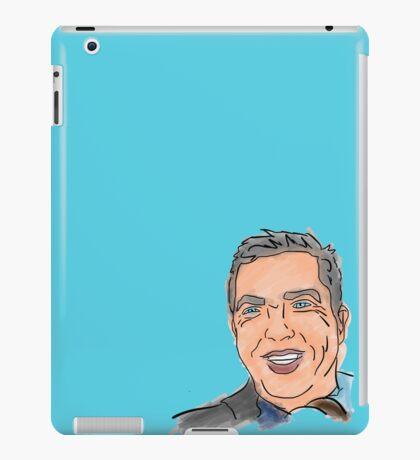 Oliver Dearden Illustration iPad Case/Skin