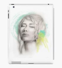 Tranquil Girl  iPad Case/Skin