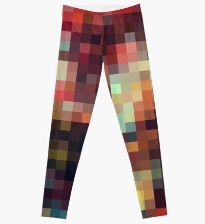 Nature Pixels No 11 Leggings