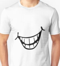 Mouth Smile  - T Shirt Unisex T-Shirt