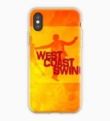 West Coast swing iPhone Case