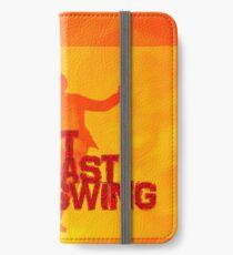 West Coast swing iPhone Wallet/Case/Skin