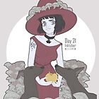 Eris Witch - Inktober Day 21 by Weiliepew
