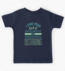 Reading T-shirt Kids Tee