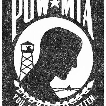 POW*MIA by Deadscan