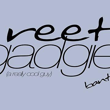 Reet Gadgie by Banta