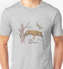 leopard resting Unisex T-Shirt