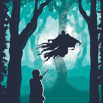 Return Of The Dementors by Daletheskater