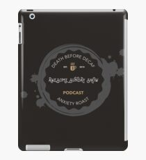 Coffee logo iPad Case/Skin