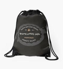 Coffee logo Drawstring Bag