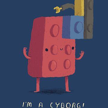 i'm a cyborg by louros