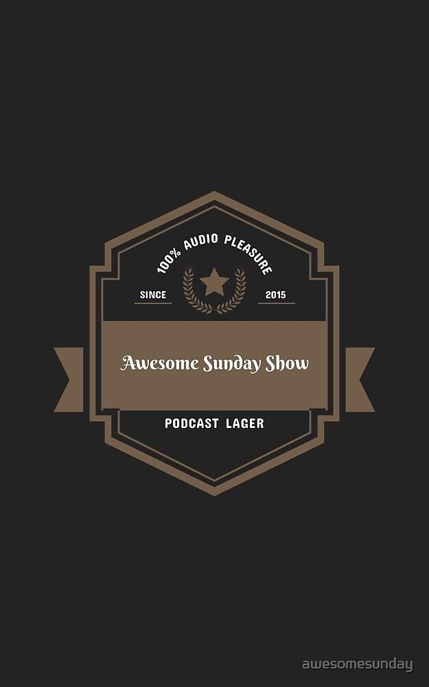 Beer logo by awesomesunday