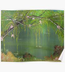 Lovely Swamp Poster