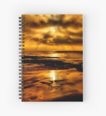 """You'll Never Walk Alone"" Spiral Notebook"