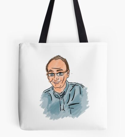 Paul Heron Illustration Tote Bag