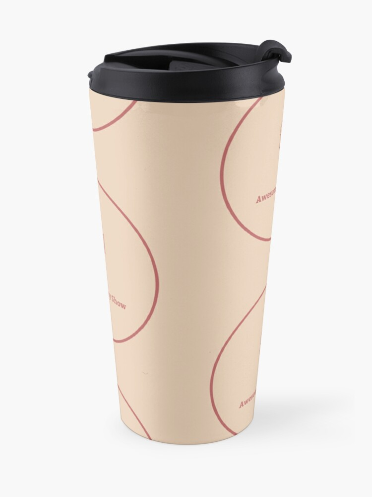 Alternate view of minimalist Travel Mug