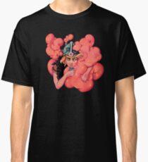 Pamplemousse Pluie - Grapefruit Rain - Pop Art Warrior Classic T-Shirt