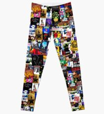 Musicals Collage IV Leggings