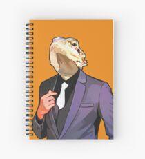 Handsome Fellow Spiral Notebook