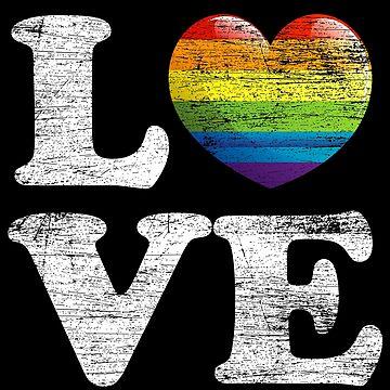 LGBT love by GeschenkIdee