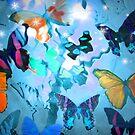 Butterfly Heaven by Rosalie Scanlon