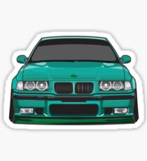 E36 bmw Sticker