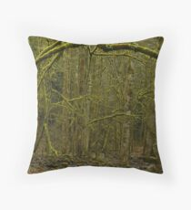 Forest of Narnia? Throw Pillow