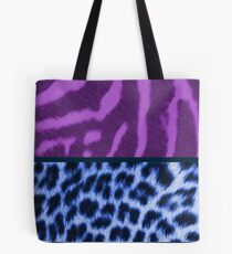 Bohemian animal print Tote Bag