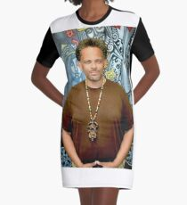 Jerome Thomas  2 Graphic T-Shirt Dress
