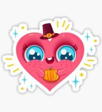 Cute heart Sticker