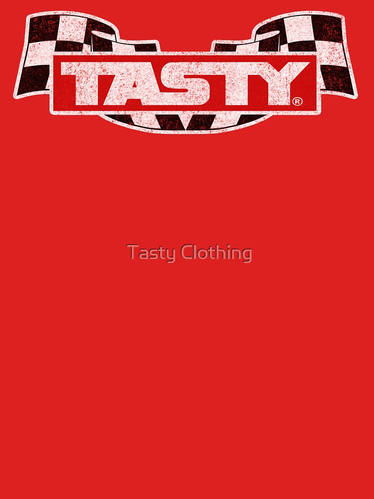 Tasty® Brand Racing Vintage by Deadscan