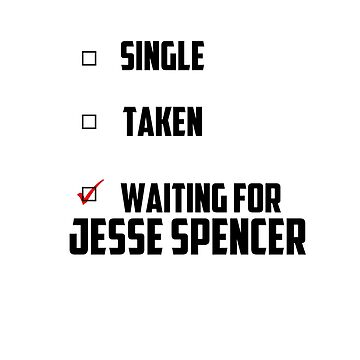 Waiting For Jesse Spencer by NessaElanesse