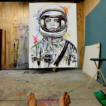 studio with the last explorer by LouiJover