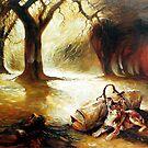 Waiting Faithful - Waltzing Matilda Series  by Pieter Zaadstra
