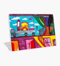 I'm rocking in a tale - angel and me Laptop Skin