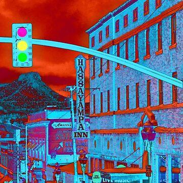 Downtown Prescott Arizona  by DianaG