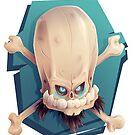 Bonehead 23 by Sven Ebert